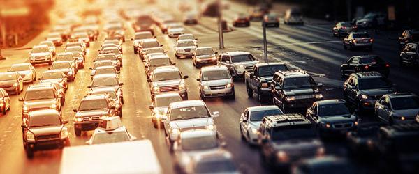 Detekcija cestovnog prometa