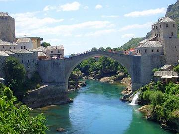CROATIA, BOSNIA AND MONTENEGRO