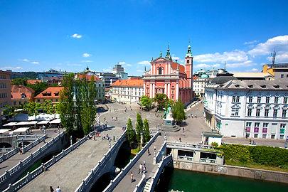 Ljubljana - Centre