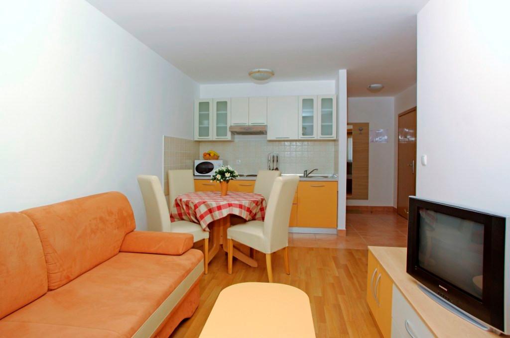 Apartments 2 + 2 - ground floor