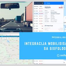 Integracija Mobilisisa sa Sixfoldom