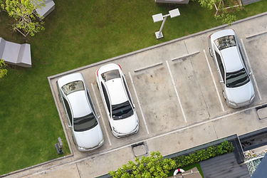 top-view-parking-area-with-small-garden-