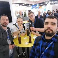 Zaposlenici odjela Razvoja hardwarea posjetili sajam Embedded world 2019.