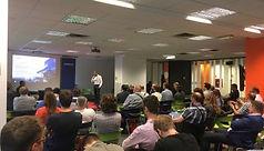 "Mobilisis na tech & business konferenciji ""IoT Innovation Day"" na VERN-u"