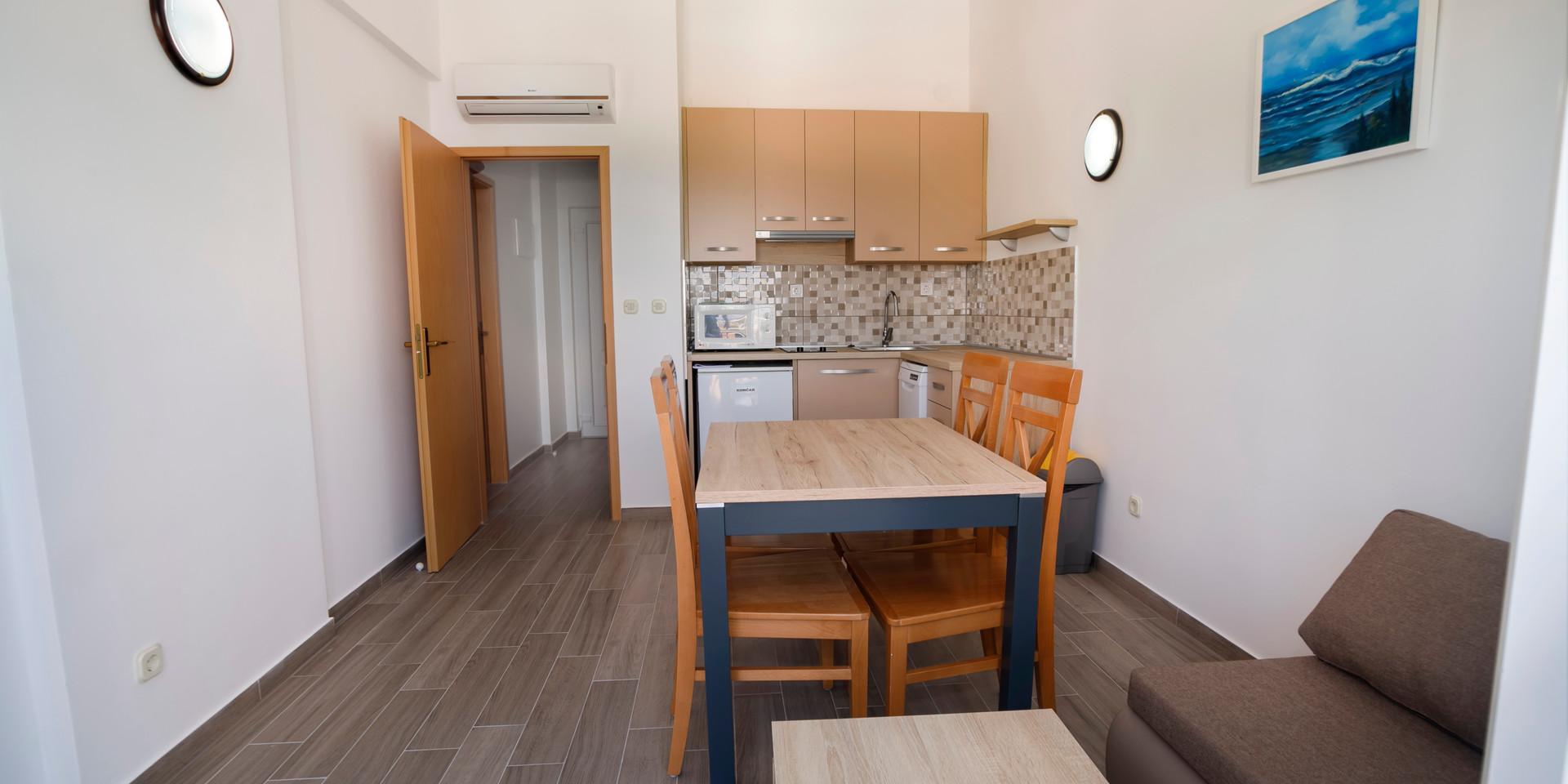 Apartments Pluton