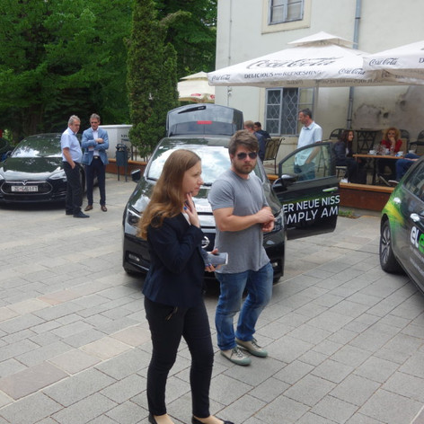 Mobilisis na eventu e-mobilnost u Varaždinu