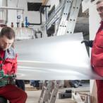 Rekonstrukcija kotlovnice s ugradnjom novog parnog kotla, izrada upravljanja parnim postrojenjem 6 t/h tehnološke pare