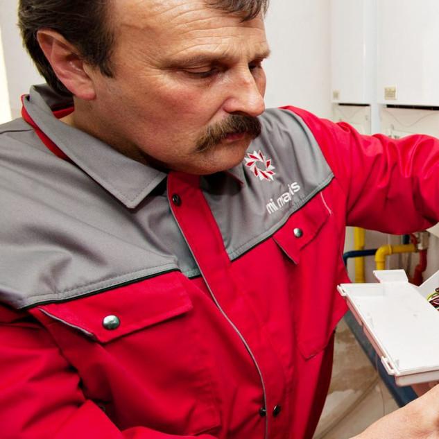 Preventive and corrective maintenancerventno održavanje
