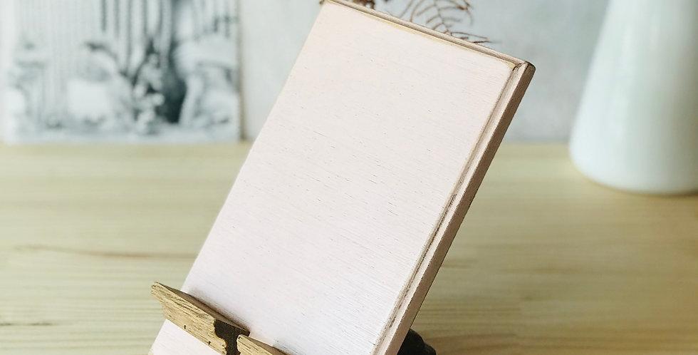 【SOLD OUTご注文可能です】角度55度・チェリーブロッサム・オリジナルスマホスタンド縦型