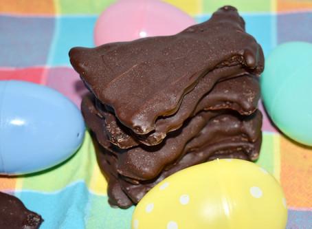Mint Chocolate Bunnies (Sugar-Free & Grain-Free)