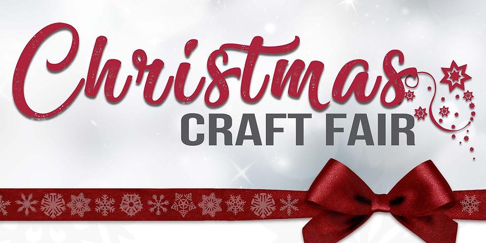 Christmas Craft Fair - 1 December 2019