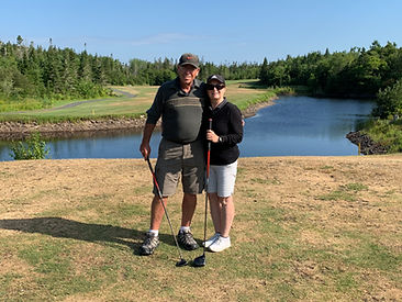 INDIVIDUAL - Barb Myers 74 and Paul Myer