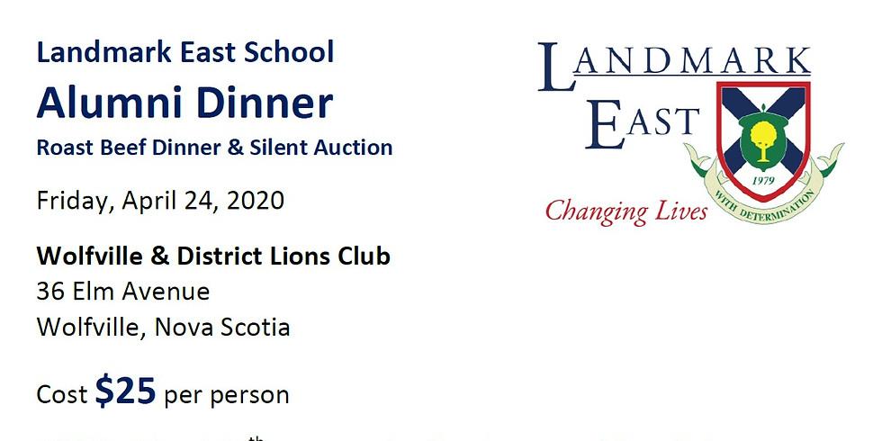Alumni Dinner - Landmark East School