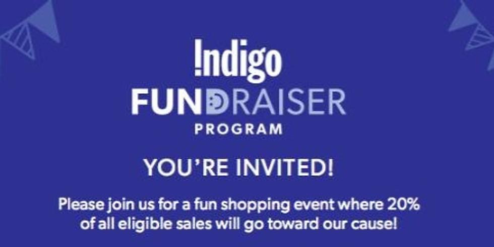 INDIGO Fundraiser - Supporting Landmark East School Library