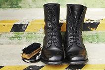 Department of Veteran affairs boots