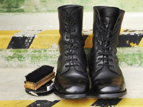 From combat boots to copyediting