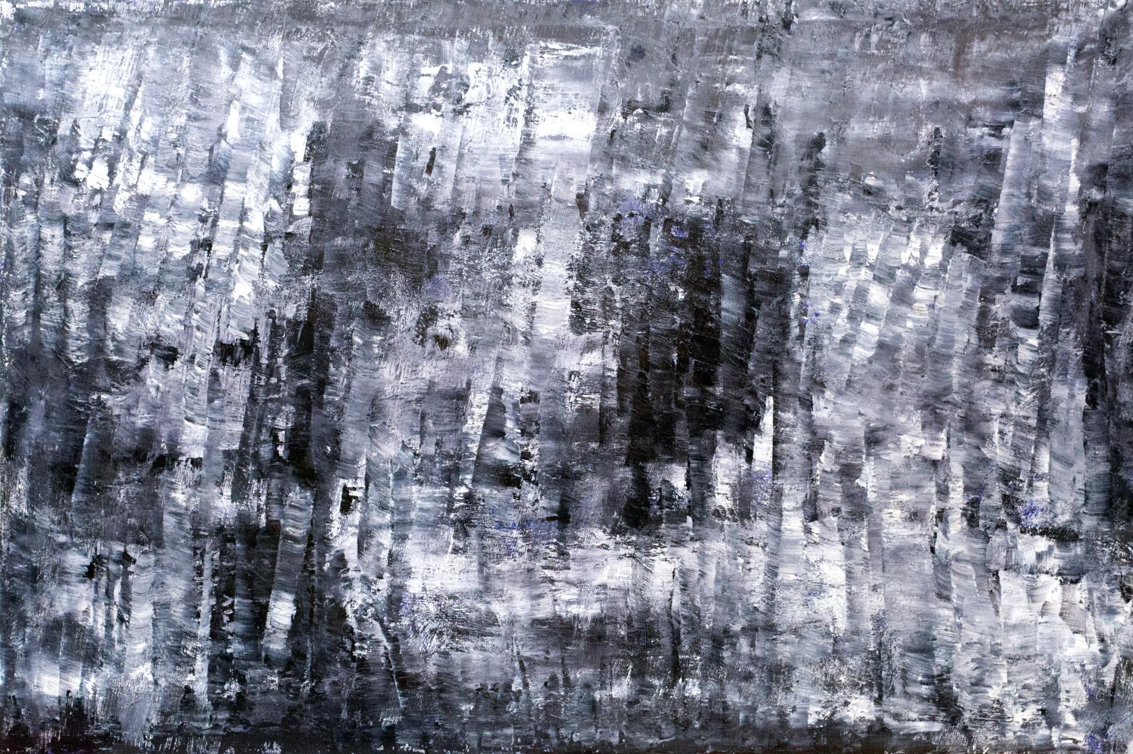 Galápagos 150x100 cm oil on canvas