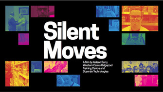 Silent Moves poster