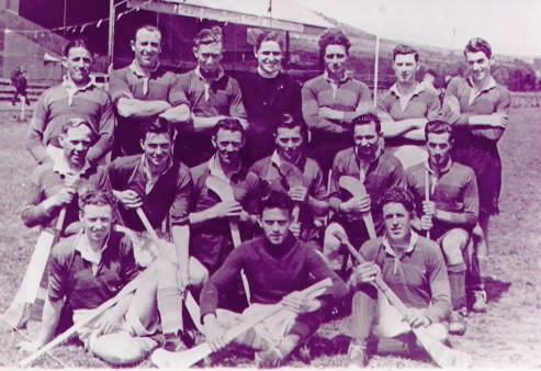 1952 Hurling Champions