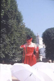 Performance Bloomsday Paris 2002
