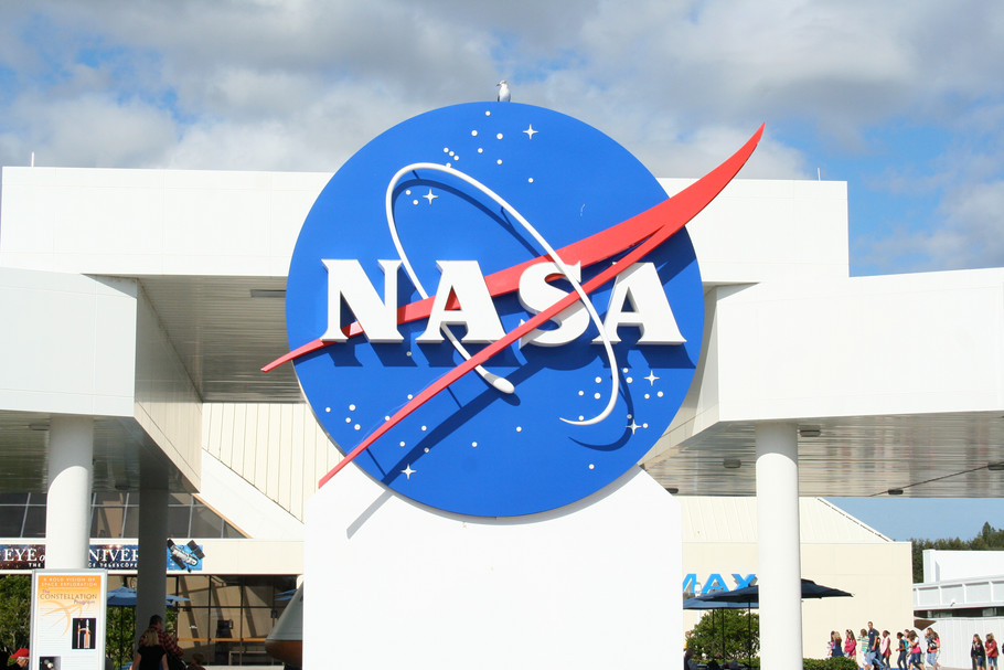 Image from Kennedy Space Centre, Florida 2008