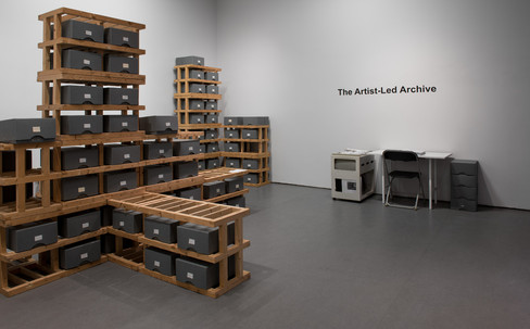 The Artist Led Archive