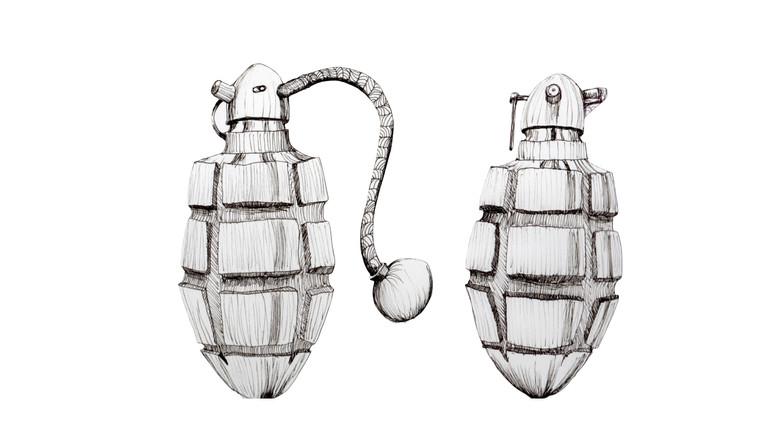 Spray Grenade SG10/2.7#03