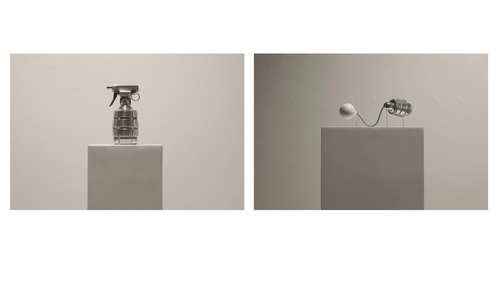 Spray Grenades ( Various, from the Weapons of Mass Consumption Series 08-18)