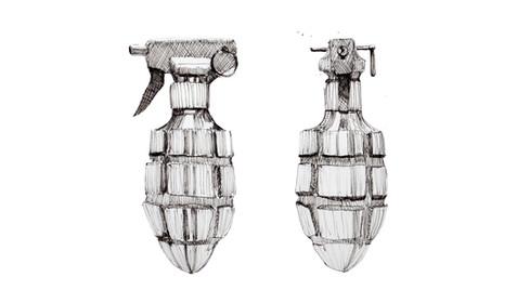 Spray Grenades