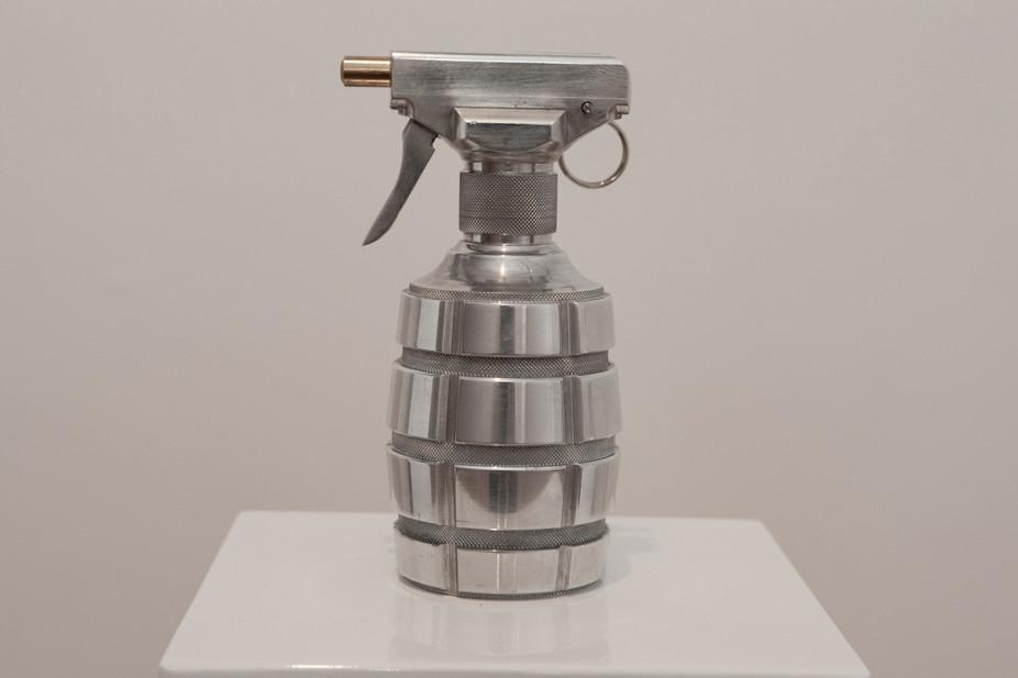 Spray Grenade SG09/3#01