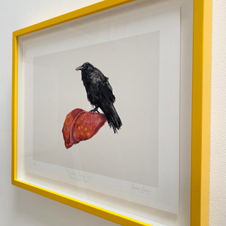 Get your limited Edition Print Now ! ( unframed at 200 euros!)