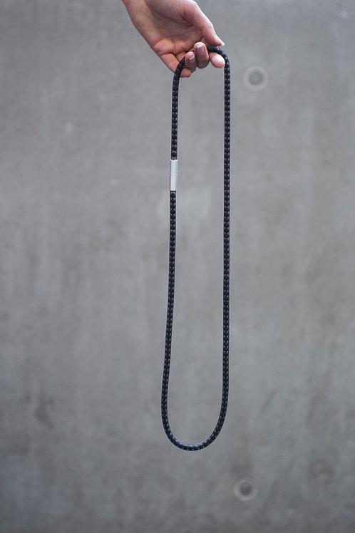 Adéla Pečlová – IMPERFECT - black necklace