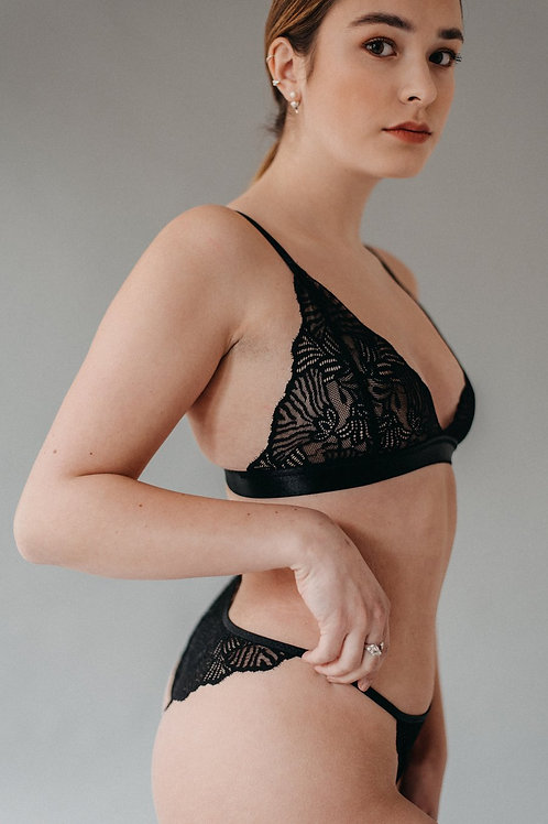 LNK RULES – Invisible Bralette