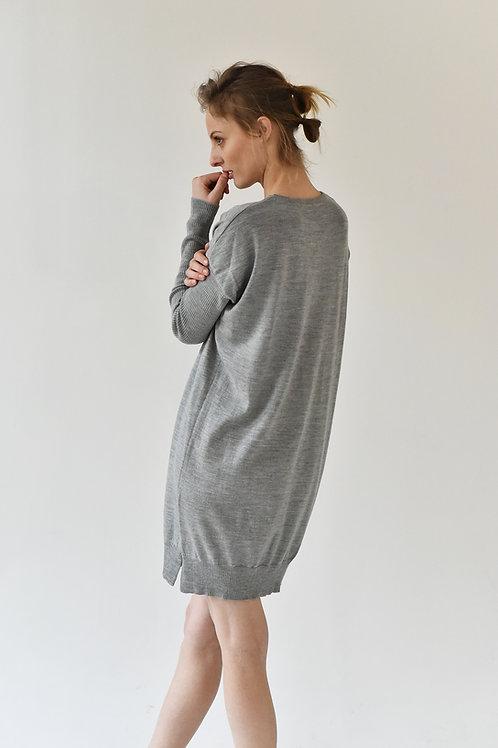MIK - Jana Mikešová – Merino šaty THEIA