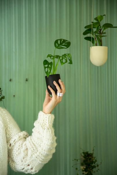 plantárium | Závěsný květník kapsle