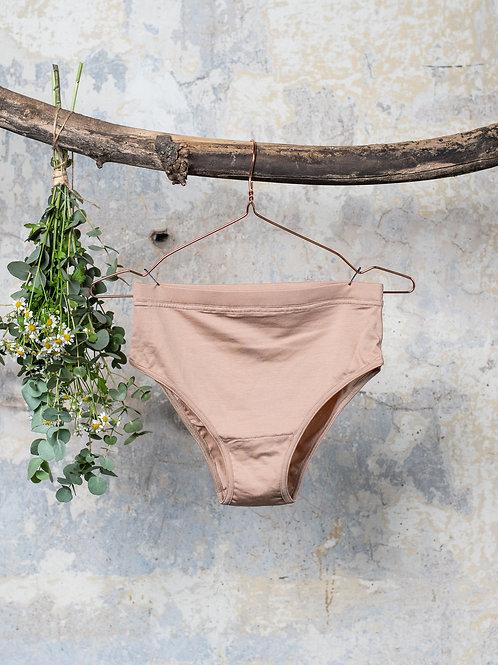 LNK RULES – Kalhotky Cream TENCEL™ high waist