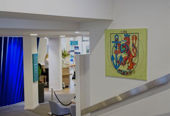 Ausstellung Technophilosophische Kunst - Deutsche Bank