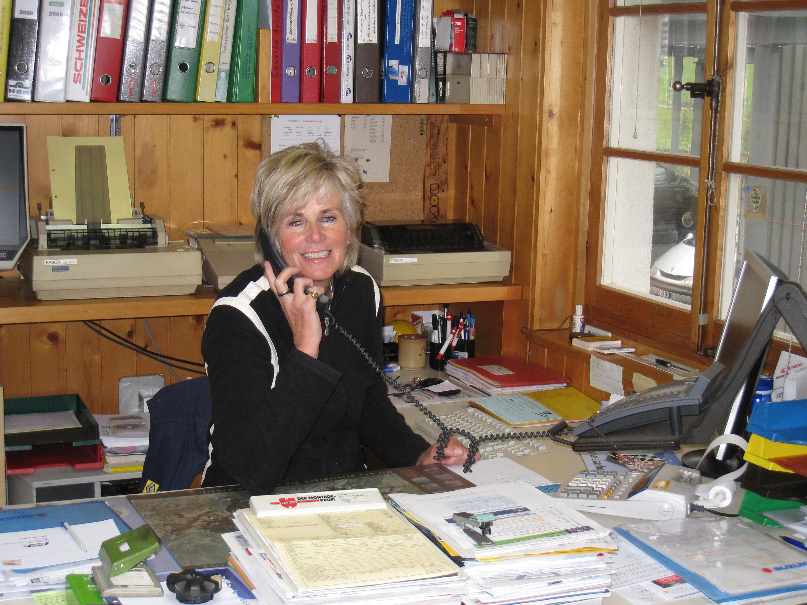 Ann Werren