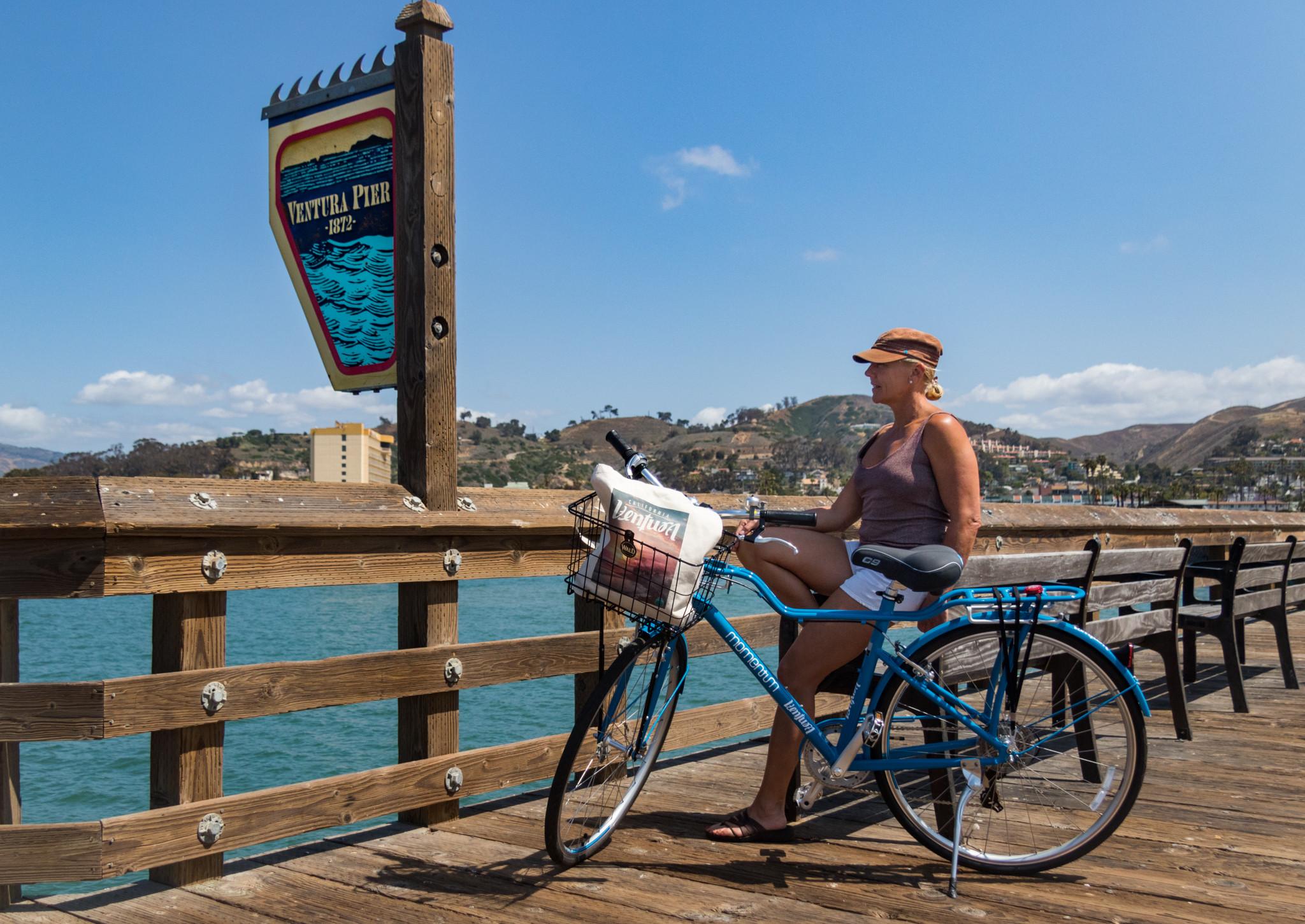 Mon-Tue: Guided Bike Ride to The Beach