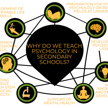 What is EFPTA and why do we support teaching of psychology at pre-university level?