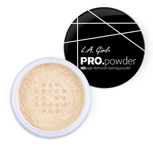 Pro Powder HD Setting Powder 3pcs