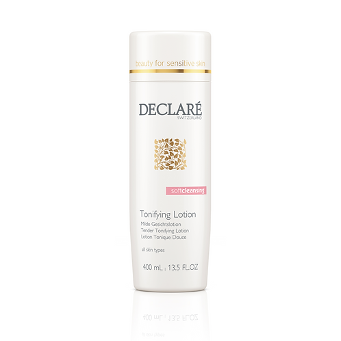 DECLARÉ Soft Cleansing Tonifying Lotion 400ml