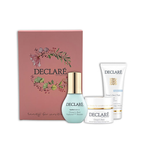 Declaré Thirsty Skin Gift Set 3pcs