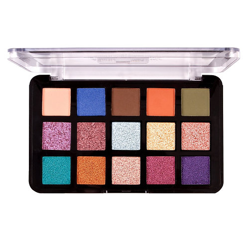 Dia Noche Tri-Element 15 Eyeshadow Palette