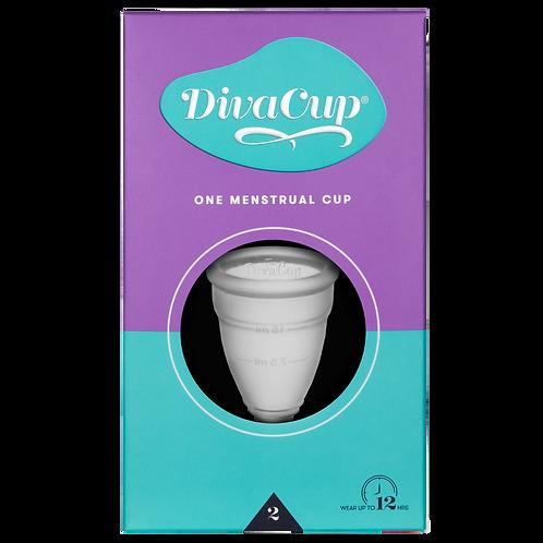 DivaCup Model 2 - 3pcs