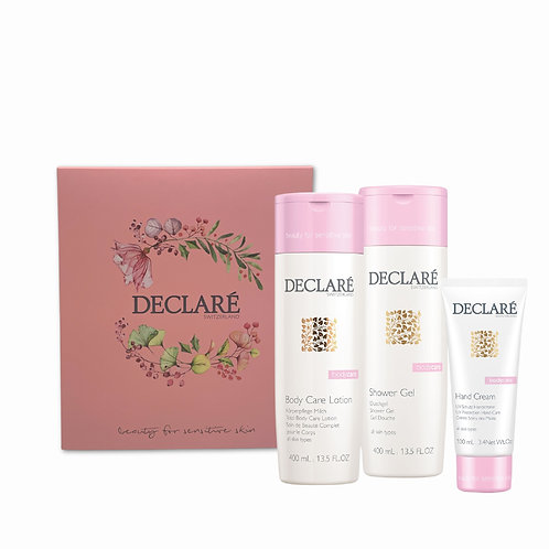 Declaré Body Care Trio Gift Set 3pcs