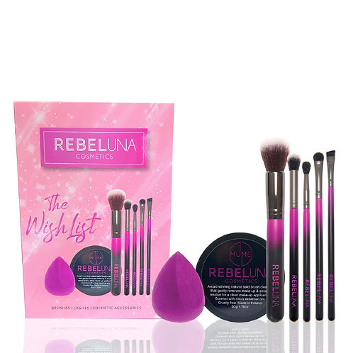 Rebeluna Cosmetics The Wishlist 3pcs