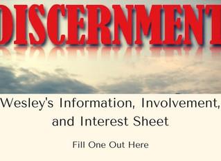 Discernment Update