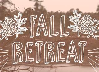 This Week in Wesley (Fall Retreat!!!)