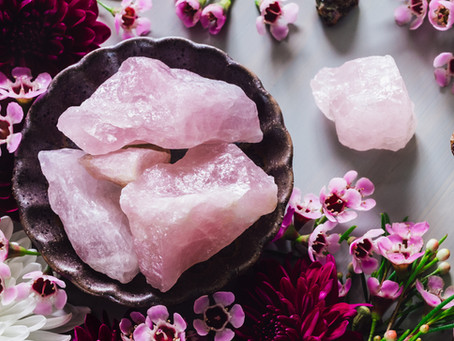 Finding Love with Rose Quartz